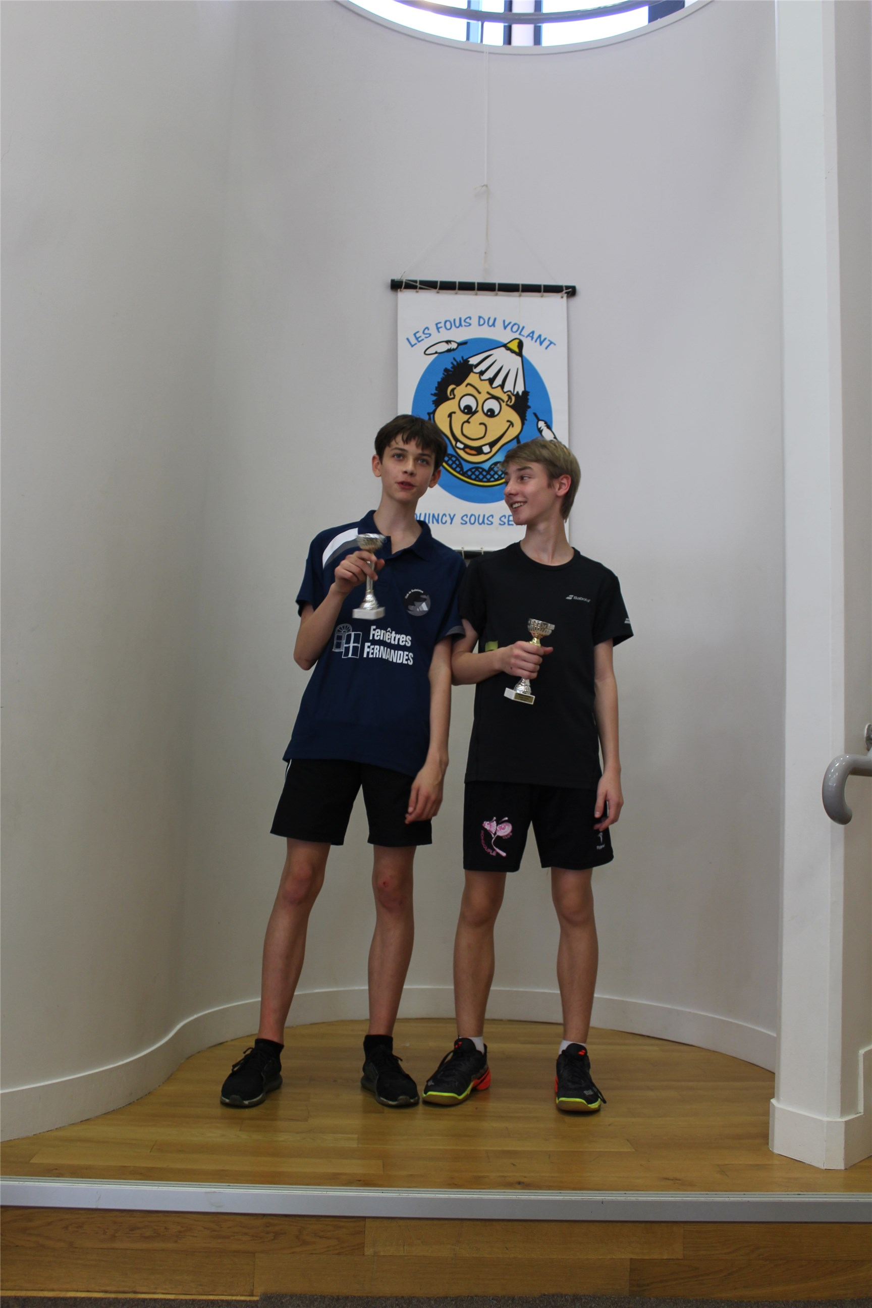 Trophée Essonne Jeunes Double Homme