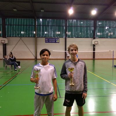 Trophée Essonne Jeunes Journée 1