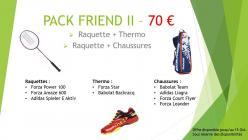 Pack friend ii