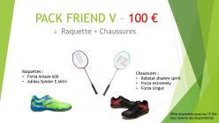 Pack friend v