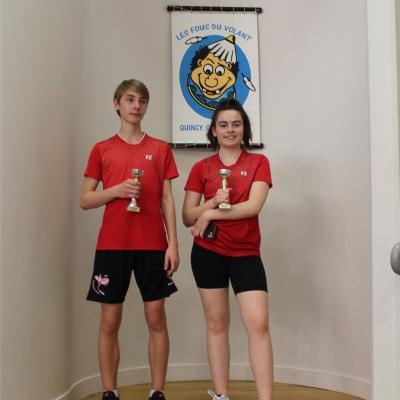 Trophée Essonne Jeunes Double Mixte